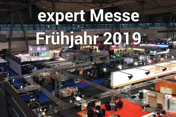 Frühjahresmesse expert 2019 di support